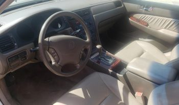 2002 Acura 3.5 RL – 4 Door Luxury Sedan full