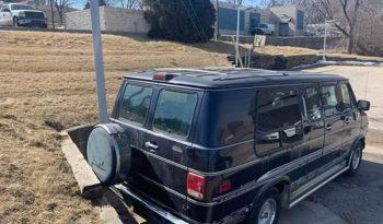 1993 Chevrolet G20 – Handicap Accessible full