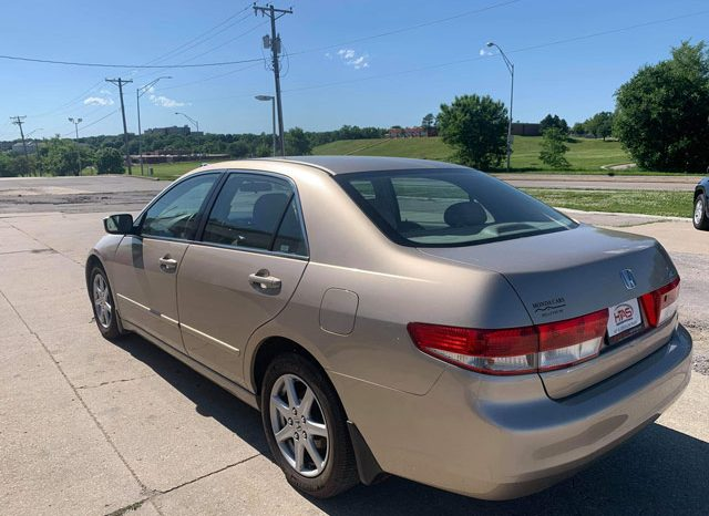2003 Honda Accord EX full