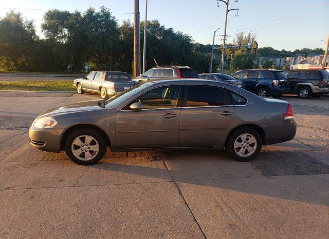 2007 Chevrolet Impala – LT – 4 door sedan full