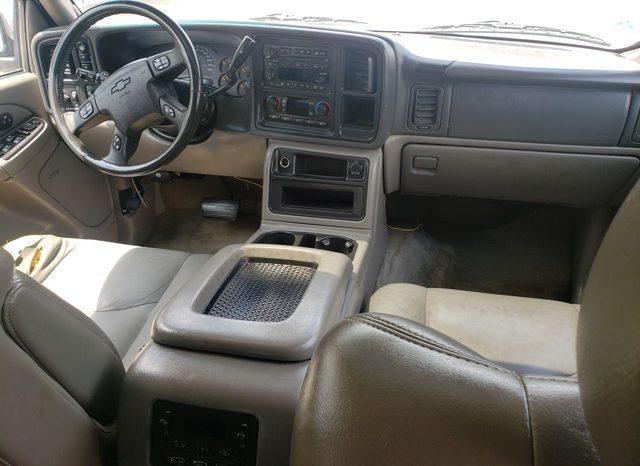 2004 Chevrolet Tahoe – Z71 – 4×4 full
