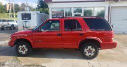 2002 Chevrolet Blazer LS – 4wd SUV