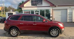 2011 Buick Enclave CXL – 4 door SUV