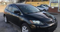 2007 Mazda CX7 – 4 door crossover/suv