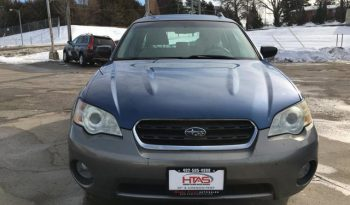 2007 Subaru Outback AWD – 4 door wagon full