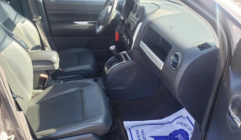 2016 Jeep Compass Latitude full