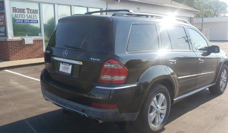 2007 Mercedes-Benz GL450 4MATIC With 3rd Row Seating full
