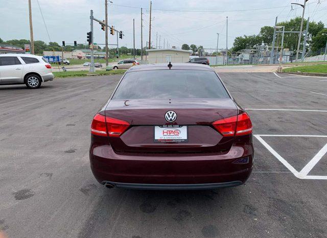 2012 Volkswagen Passau full