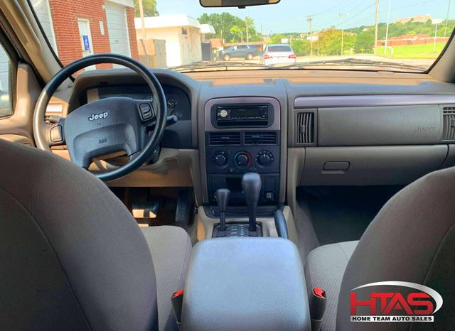 2004 Jeep Grand Cherokee Laredo full