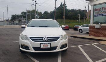 2012 Volkswagen CC Luxury Edition full
